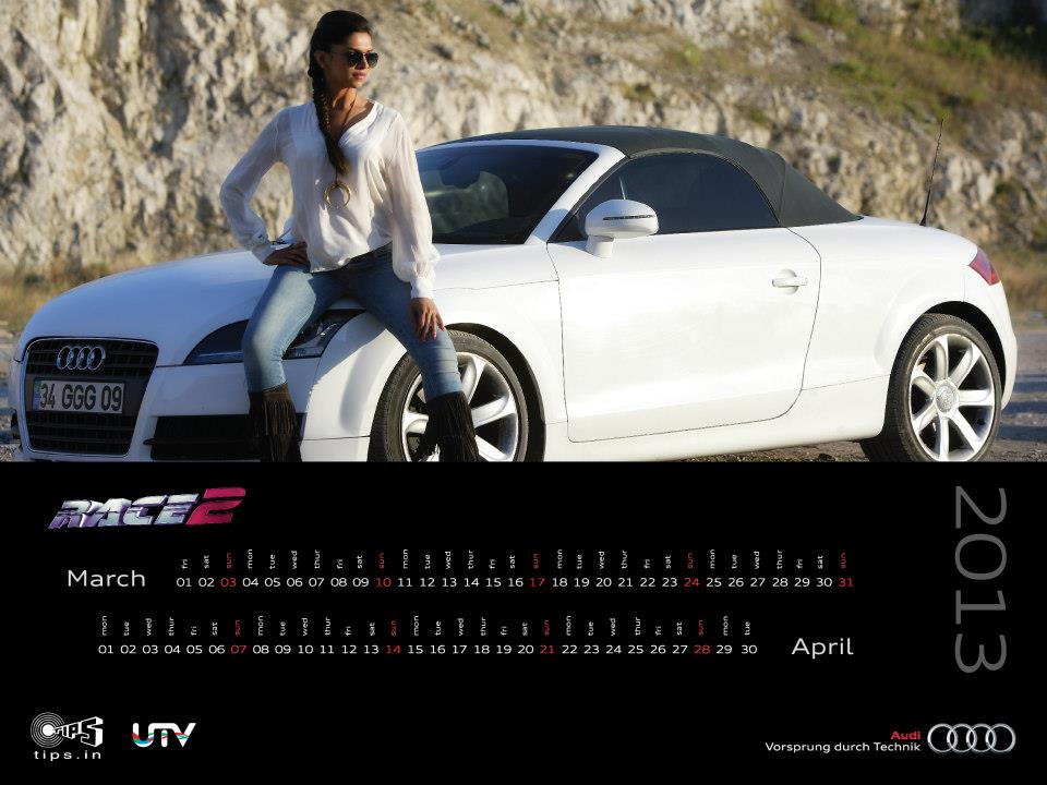 Cute Indian Babies Wallpapers Download Audi India Calendar 2013 With Race 2 Stars Xcitefun Net