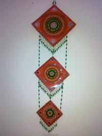 Colorful Handmade Creative Wall Hanging - XciteFun.net