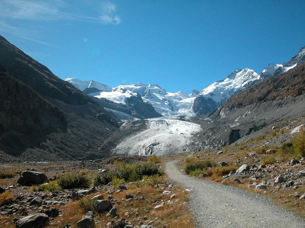 Cute Wallpapers Of Love Hearts Morteratsch Glacier Switzerland Xcitefun Net