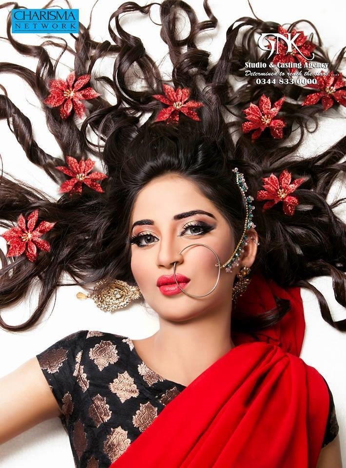 Cute Red Hearts Wallpapers Saboor Ali Sajal Ali Sister Red Bridal Shoot Xcitefun Net