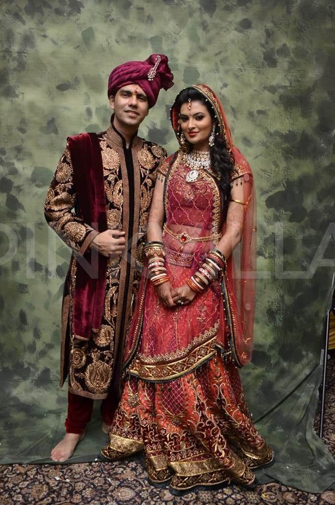 Bollywood Love Wallpapers With Quotes Sayali Bhagat Gujarati Wedding Ceremony Xcitefun Net