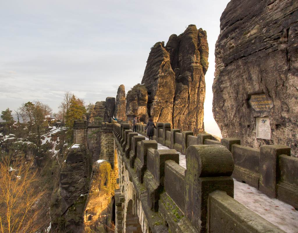 Wallpaper For Mobile Love Quotes Bastei Bridge Germany Images N Detail Xcitefun Net