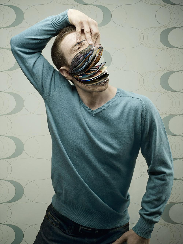 Amazing Love Quotes Wallpapers Human Body Distortion Art Xcitefun Net