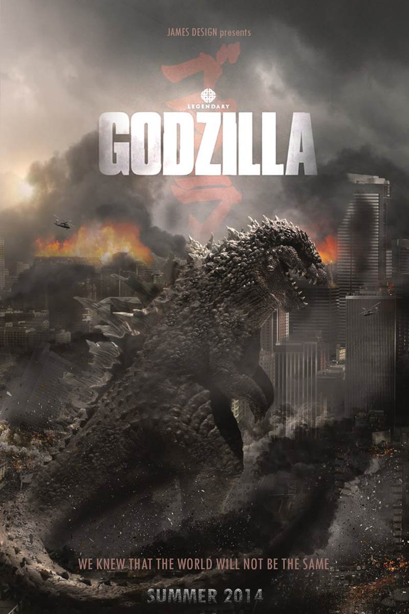 Cute Images For Phone Wallpaper Godzilla 2014 Movie Posters And Trailer Xcitefun Net