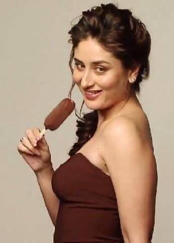 Cute Sweet Wallpapers For Phone Kareena Kapoor S Shoot For Magnum Ice Cream Xcitefun Net