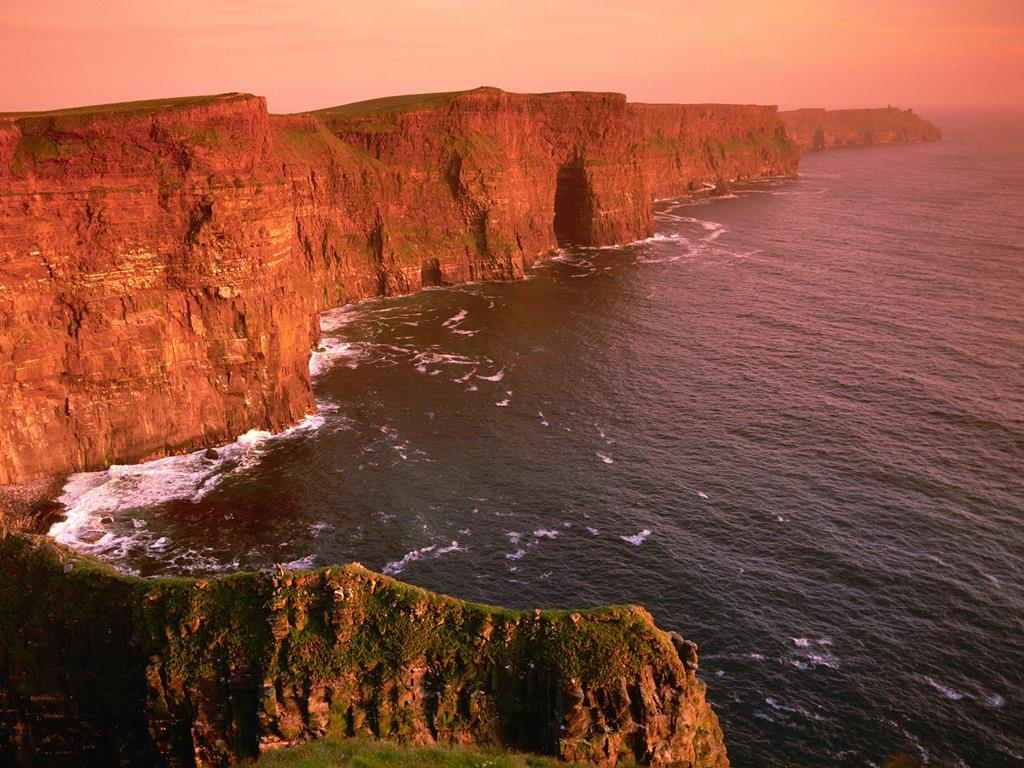 Fall Wallpaper For My Phone Cliffs Of Moher Ireland Images N Detail Xcitefun Net