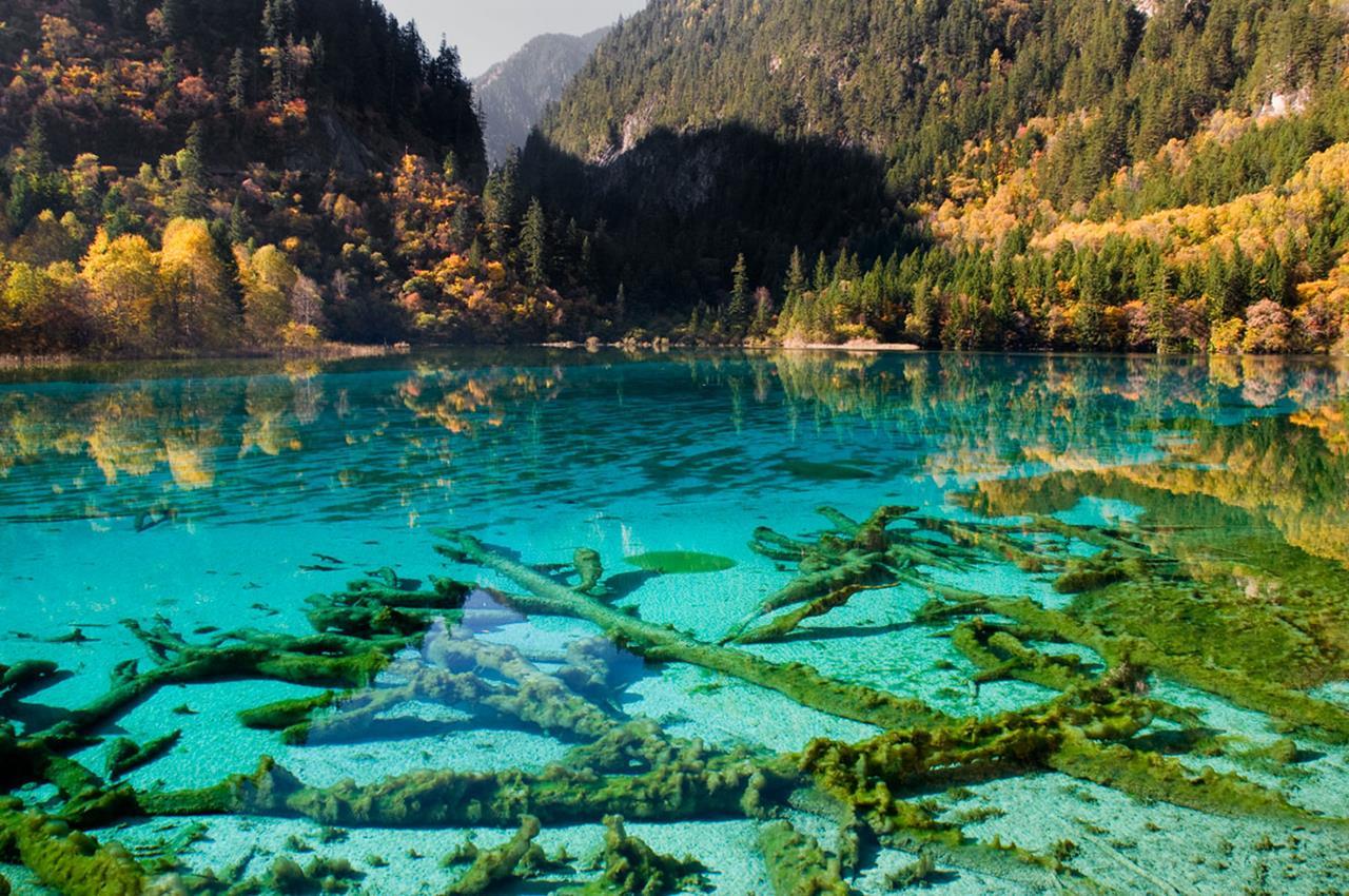 Scripture Quotes Desktop Wallpaper Tourist Guide To Jiuzhaigou National Park Xcitefun Net