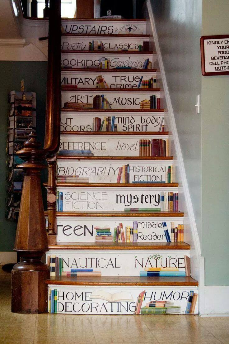 Cute Wallpapers Of Love Hearts Painted Book Staircase Xcitefun Net