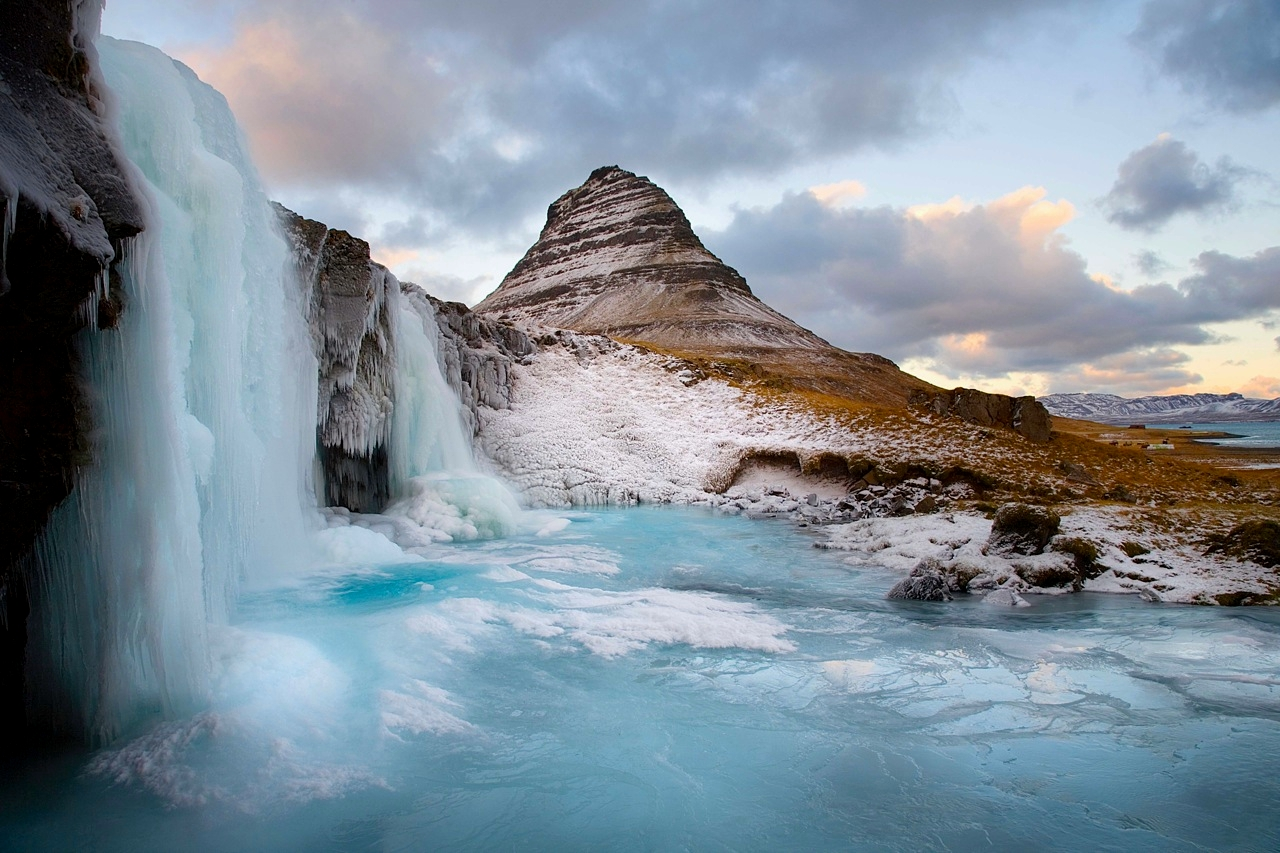 Frozen Animated Wallpaper Travel Guide To Kirkjufell Iceland Xcitefun Net