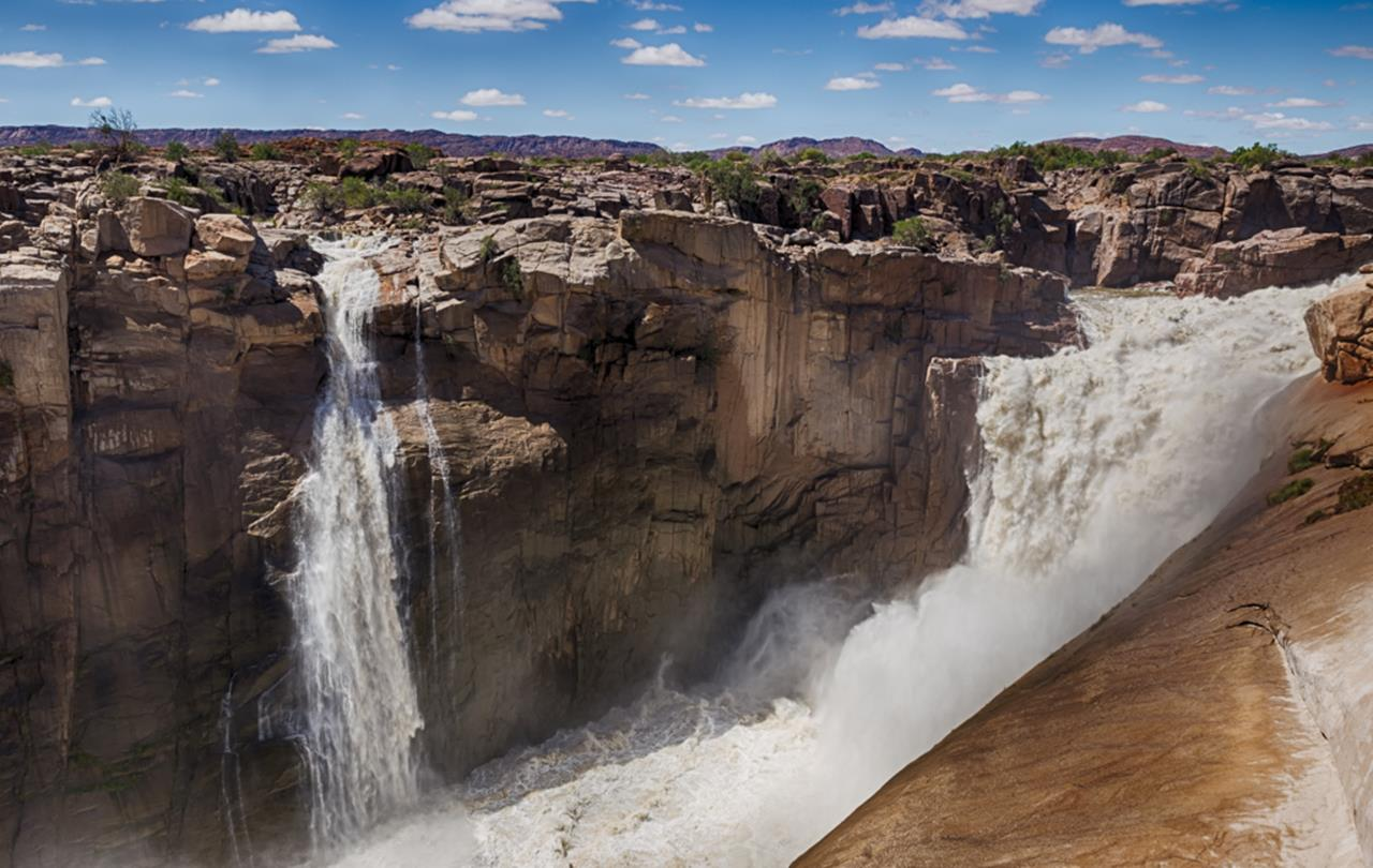 Cool Wallpapers Water Fall Travel To Augrabies Falls South Africa Xcitefun Net