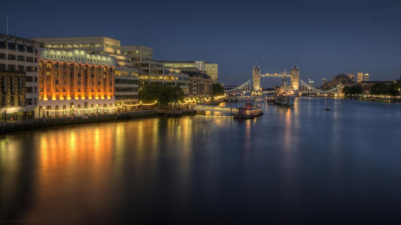 3d River Wallpaper Tourist Guide To River Thames England Xcitefun Net