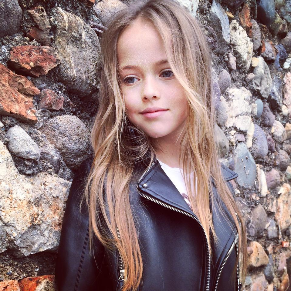 Inspirational Quotes For Computer Wallpapers Kristina Pimenova The Youngest Supermodel Xcitefun Net