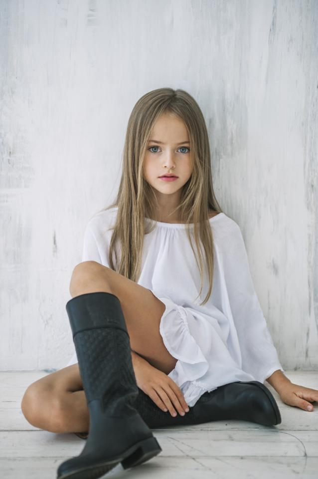 Cute Wallpapers For Adults Kristina Pimenova The Youngest Supermodel Xcitefun Net