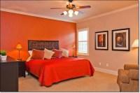 Orange Bedroom Design Ideas - XciteFun.net