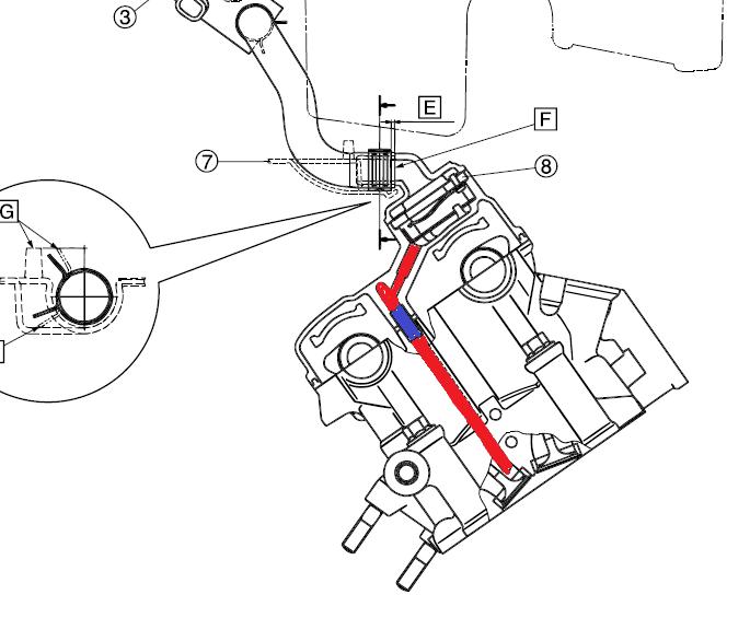yamaha xj6 bedradings schema