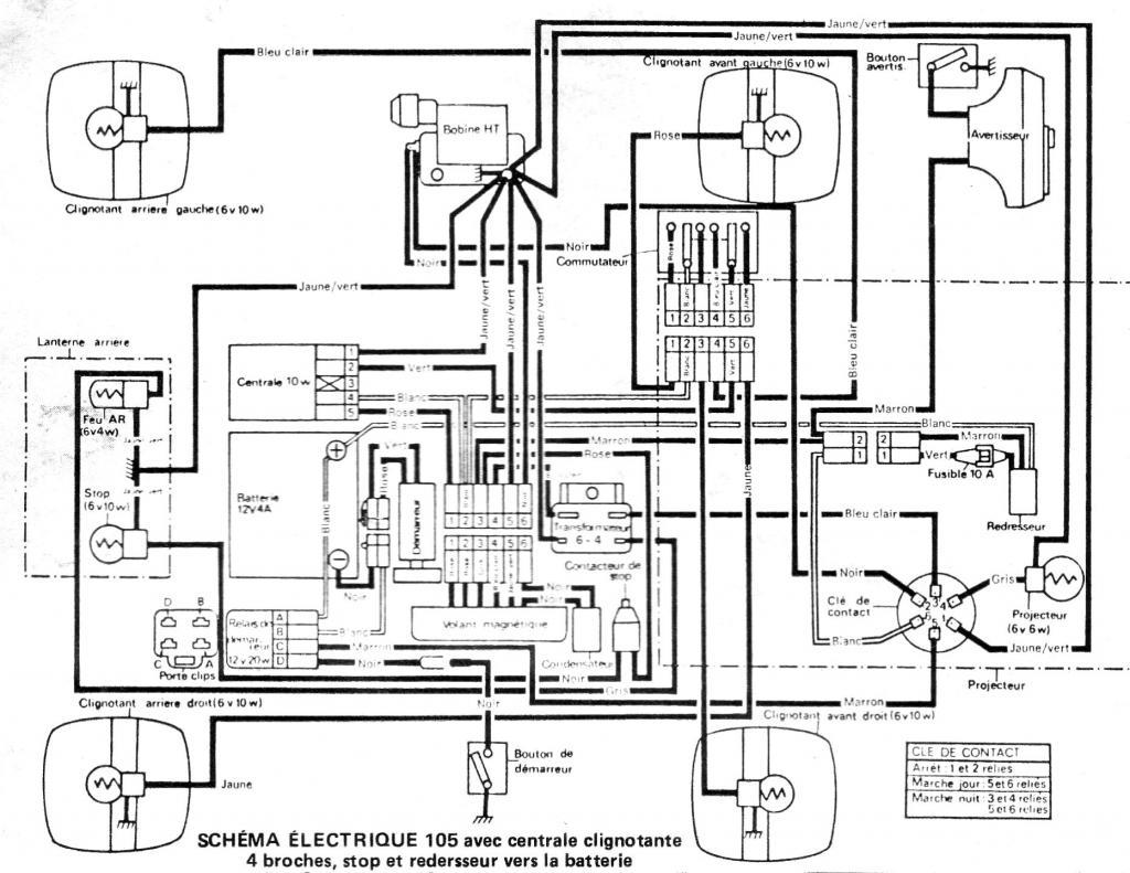 peugeot schema moteur electrique 12v