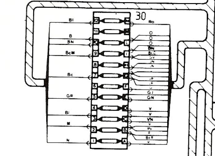 schema moteur seat altea