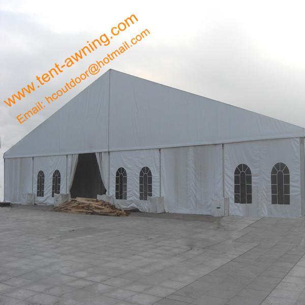 Details Of Outdoor Storage Tent Heavy Duty Uv Resistance