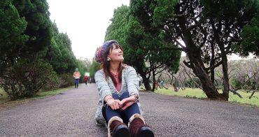 新竹旅遊景點推薦|清大梅園賞梅花,梅花開了!(持續更新花況)