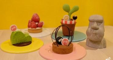 向上市場美食推薦︳耕者有其甜-台中甜點推薦,市場內的熱門IG打卡甜點店,好萌好好拍!