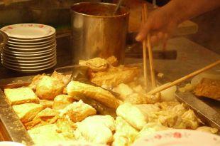 台北西門町|無名日本料理|便宜大碗台式蛋包飯、生魚片、關東煮