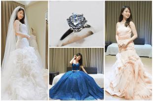 婚紗婚戒|台南Verona FINE Jewelry 維諾娜訂製珠寶 買婚戒Vera Wang婚紗免費租 GIA鑽石認證婚戒推薦