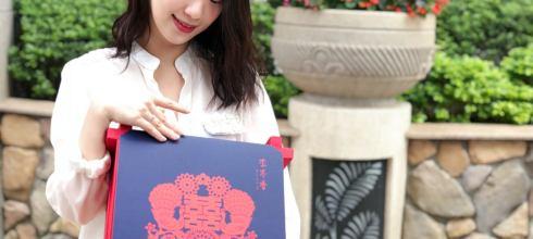 喜餅|李亭香百年餅舖,為新嫁娘準備最充滿心意的祝福,讓一切美好囍相隨。