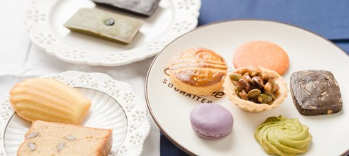 喜餅 樂朗奇法式手工喜餅,時尚美味的質感饗宴,讓你的愛情翩翩起舞