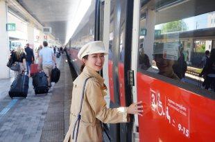 義大利交通|威尼斯海上火車,義大利國鐵火車旅行from米蘭,火車購票、乘車教學
