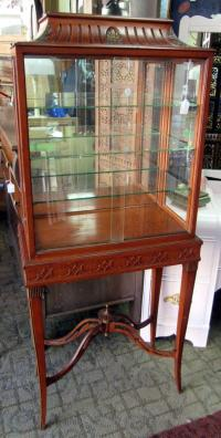 Antique Curio Cabinets - For Sale Classifieds