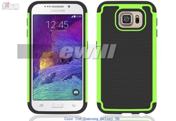 再有 Samsung Galaxy S6 及其機殼相片曝光 - 熱新聞 YesNews