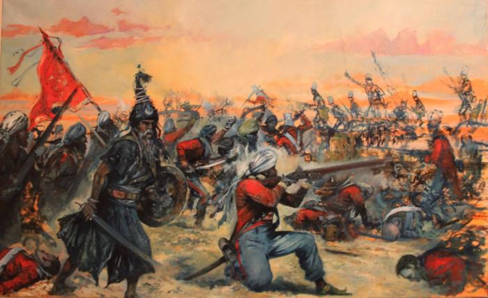 Free Wallpaper Pictures Of Fall Yessy Gt Jason Askew Gt Sikh Historical Art Gt The Battle Of