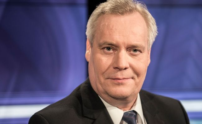 Sdp Leader Rinne I Won T Run For President Yle Uutiset