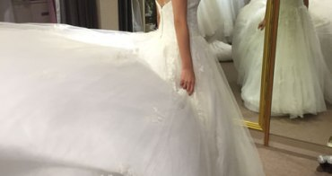 【禮服 ♥ 婚紗試穿】台北市 Eudora 恩朵拉精緻手工婚紗 超美麗的手工白紗及禮服~♥