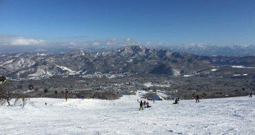 【日本新潟県 ♥ 池の平スキー場】適合初雪者的滑雪基地,前往雪場的交通方式介紹 ♥