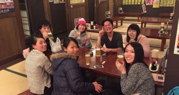 【WH In Japan】Day 15 ★ クリスマスイブの飲み会