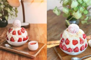 草莓季特搜!「6家讓少女心噴發的草莓甜品」最後一家會讓你在IG狂打卡