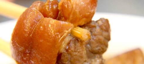 「連花蓮人都流口水的 4 大美食」這間排骨豬腳軟嫩中帶著香甜,吃過的人都被他征服了!