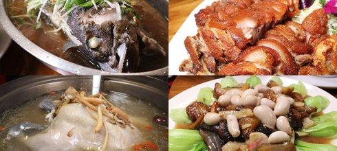 【年菜推薦|新店美食】過年圍爐來吃「68食堂」!佛跳牆用料超多,竟然還有少見的雞佛料理!