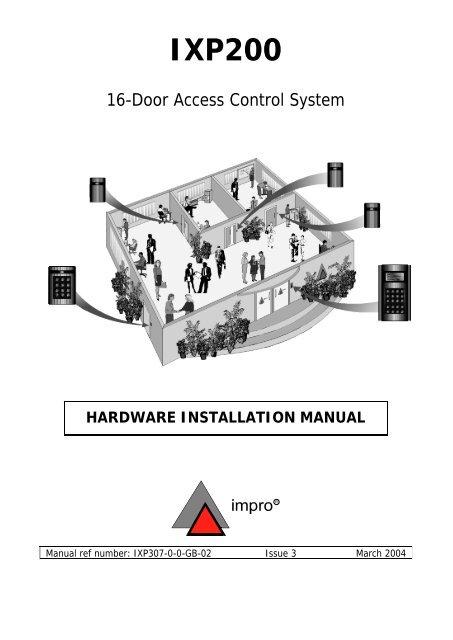 Impro Access Control Wiring Diagram Wiring Schematic Diagram