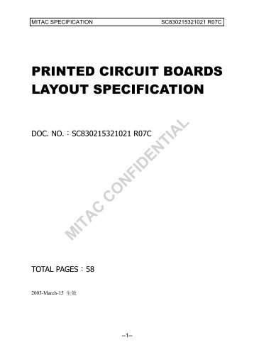 fpa printed circuit board layout guidelines vicor