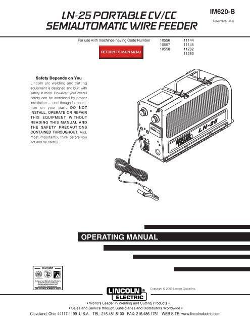 Lincoln Ln 7 Wiring Diagram Schematic Diagram
