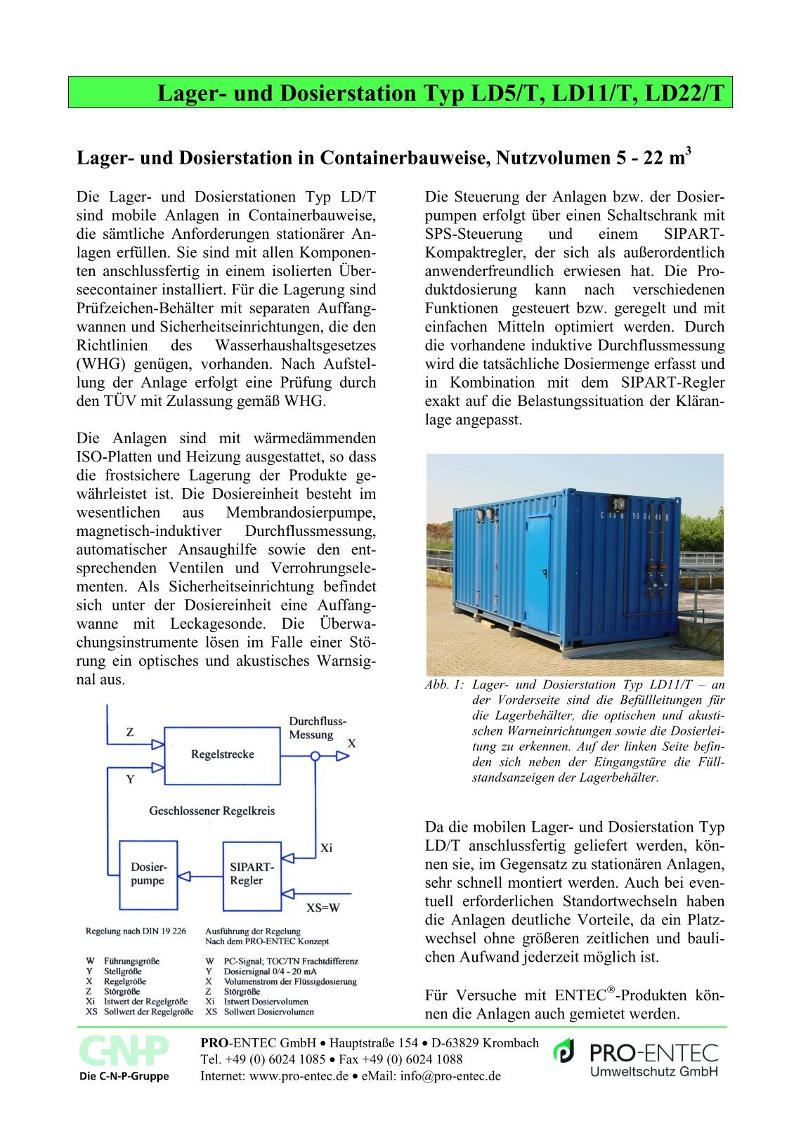 Containerbauweise 10 Free Magazines From Proentec