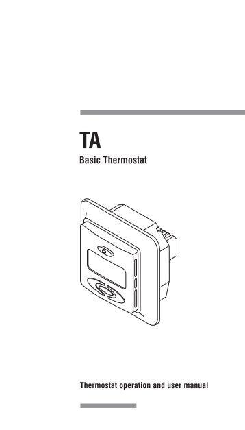 basic thermostat