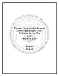Illinois Department Of Revenue Missouri