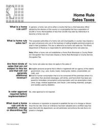 Sales Tax Holiday Guide - Mississippi Department of Revenue