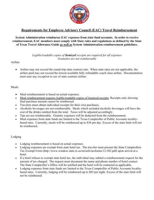 new internal memo format TJ - University of Texas System