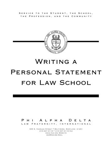 Buy personal statement law school sample essays
