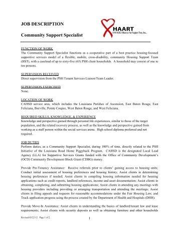 Social media support job description, broadcasting jobs in tennessee