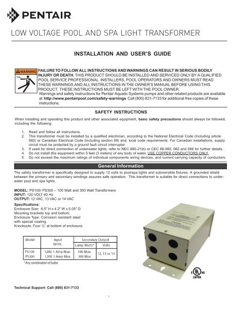 Pentair Pool Spa Wiring Diagram Electronic Schematics collections